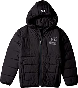 Swarmdown Hooded Jacket (Big Kids)