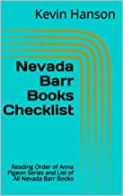 Nevada Barr Books Checklist: Reading Order of Anna Pigeon Series and List of All Nevada Barr Books