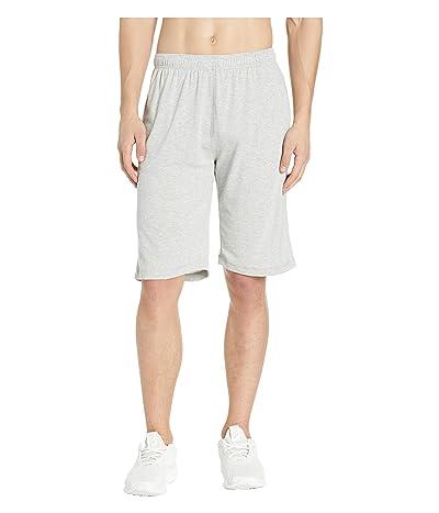 Tommy Bahama Knit Jam Shorts with Wicking (Heather Grey) Men