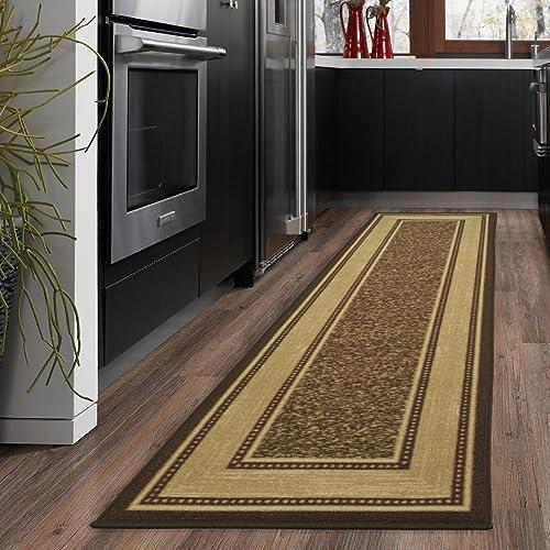 Enjoyable Kitchen Rugs For Hardwood Floors Amazon Com Interior Design Ideas Clesiryabchikinfo