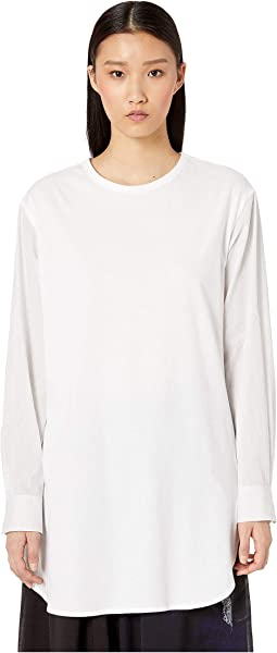 O-C/S X Woven Long Sleeve Blouse