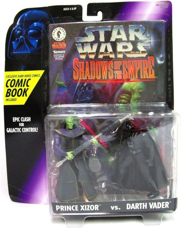 Star Wars Shadows of the Empire A Darth 2021new Seasonal Wrap Introduction shipping free Xizor Vader and Prince