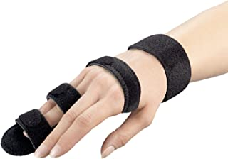 OTC Finger immobilizer hand splint, fracure recovery support, Small