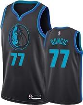 I Wanna Be Like Luka Doncic Basketball Black T-shirt S-6XL