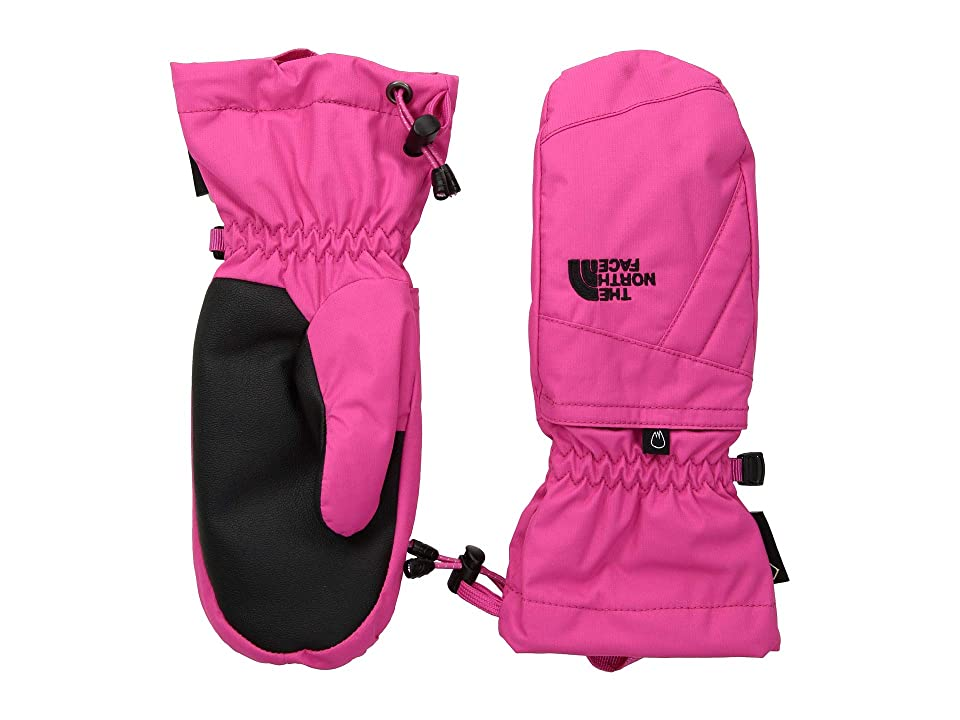 The North Face Kids Montana Gore-Tex(r) Mitt (Big Kids) (Petticoat Pink) Extreme Cold Weather Gloves