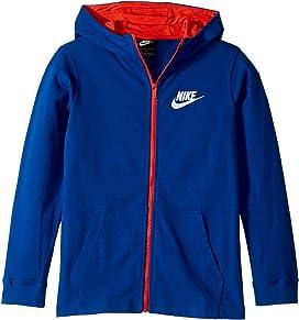 44cf06461 Polo Ralph Lauren Kids Collection Fleece Full-Zip Hoodie (Big Kids ...