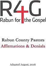 R4G Affirmations and Denials