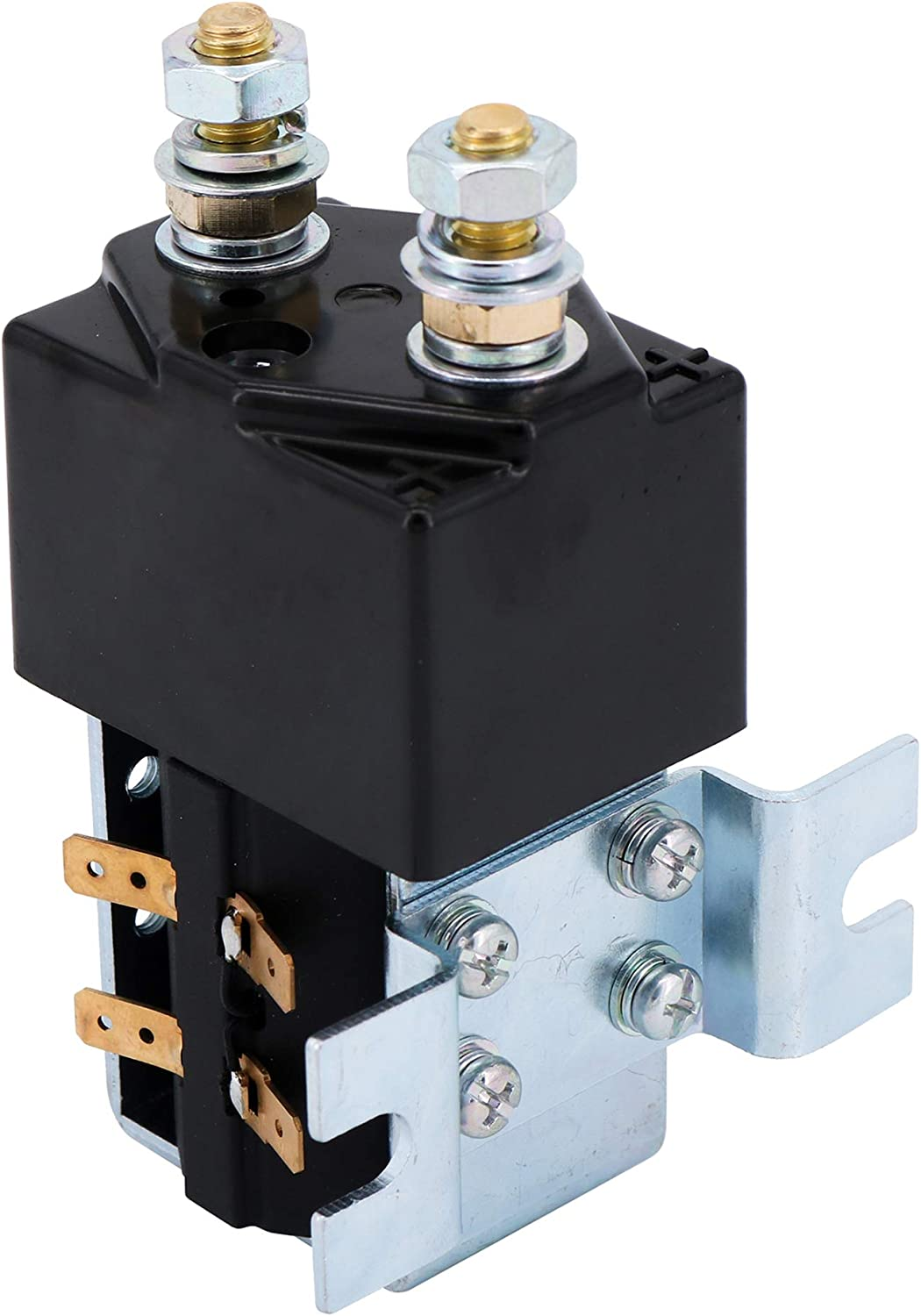 Recommendation JEENDA UNIVERSAL DC Contactor 100% quality warranty! Solenoid 200Amp 100 Continuous 24V