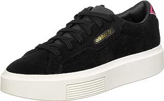 adidas Sleek Super Womens Sneakers Black