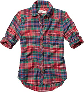 [アバクロキッズ] AbercrombieKids 正規品 子供服 ガールズ 長袖シャツ supersoft flannel shirt 240-780-0625-050 並行輸入品 (コード:4085200011)