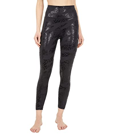 PUMA Train Untmd High-Waist 7/8 Tights (Puma Black Print) Women