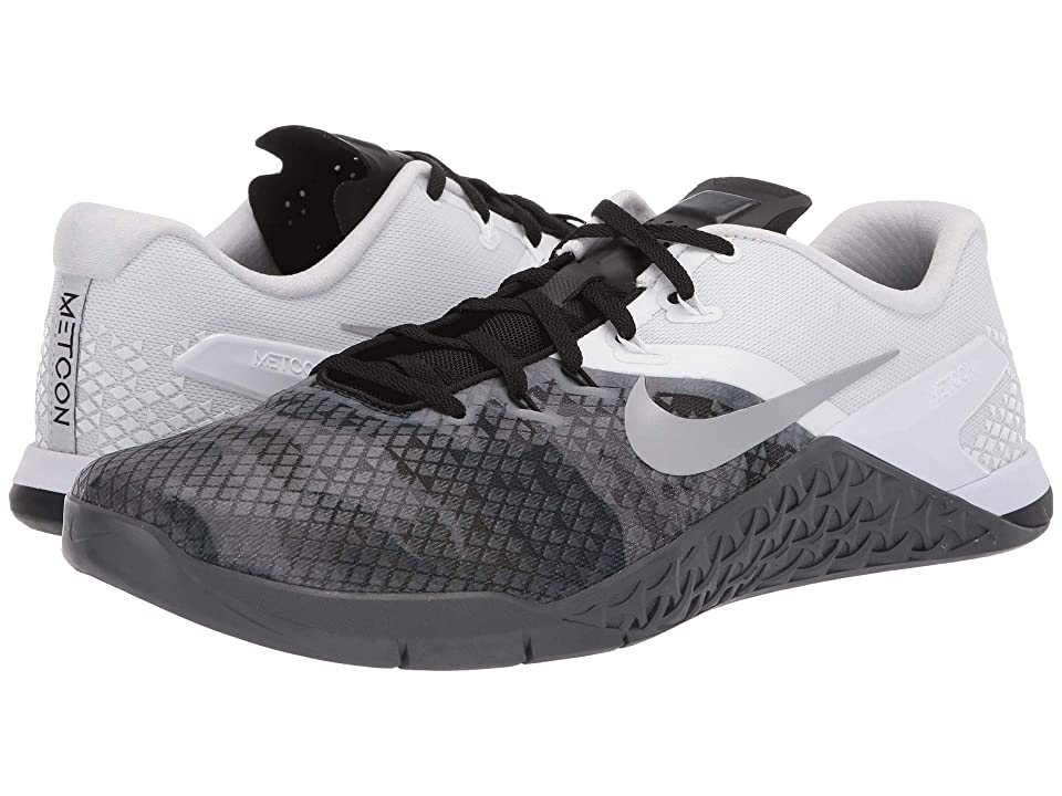 Nike Metcon 4 XD (Black/Wolf Grey/Anthracite/White) Men's Cross Training Shoes