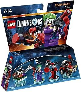 LEGO DC Comics Team Pack Harley and Joker 71229