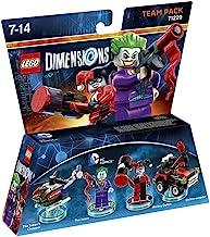 Warner Bros Interactive Spain Lego Dimensions - DC Comics, The Joker & Harley Quinn