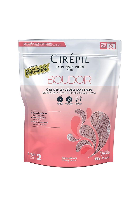 Cirepil Boudoir Hard Gifts Wax Beads: bag gift 28.22oz refill 800g