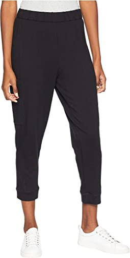 Tencel Organic Cotton Fleece Slouchy Pants