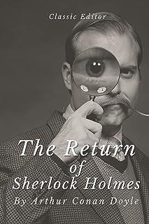 The Return of Sherlock Holmes: with original illustation