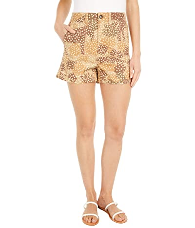 Madewell Camp Shorts in Zoo Review (Dot At The Zoo Earth) Women