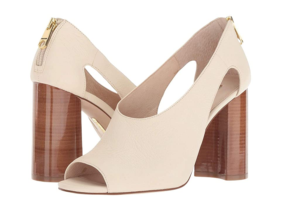 Louise et Cie Katarina (Vanilla Smooth Pebble Leather) High Heels
