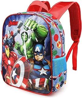 The Avengers Force-Basic Rucksack Mochila Infantil 40 Centimeters 18.2 Multicolor (Multicolour)