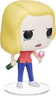Funko Pop! Rick And Morty Beth With Wine Glass, Action Figures - 22961