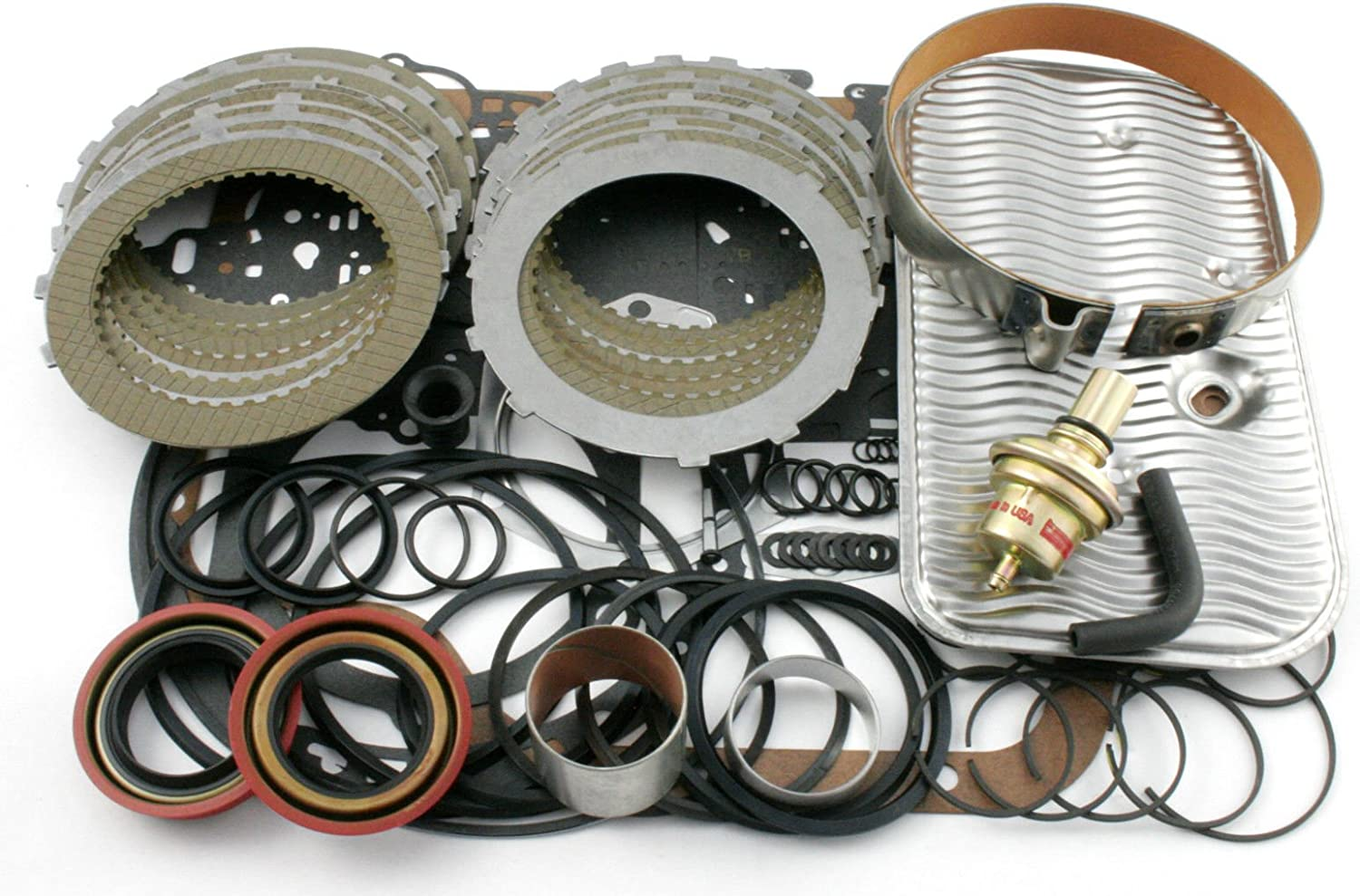 Outlet SALE Compatible With: Chevy GM TH400 Max 55% OFF Alto Maste Transmission
