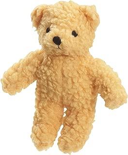 Zanies 8-1/2-Inch Berber Fleece Bears Dog Toy