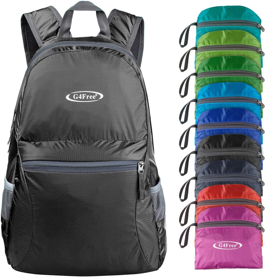 G4Free 20L Lightweight Packable service Backpack F Hiking Travel Daypack Cheap sale