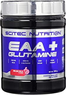 Scitec Nutrition EAA + Glutamine, 300 g Dose (Melone-Cola)