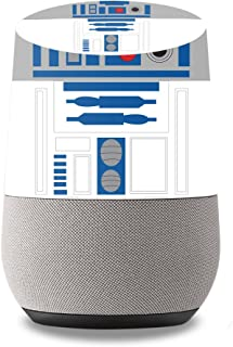 MightySkins Skin Compatible with Google Home wrap Cover Sticker Skins Cyber Bot