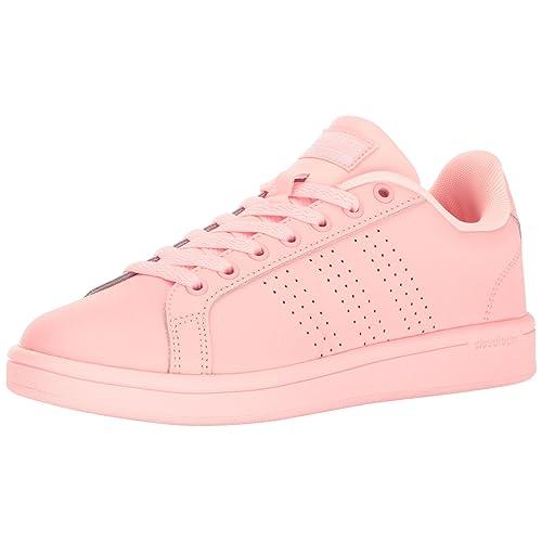 adidas Womens Cloudfoam Advantage Clean Fashion Sneaker