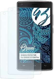 Bruni Película Protectora para DOOGEE X5 MAX Pro Protector ...