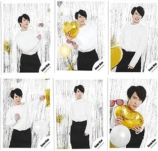 宮舘涼太 Snow Man Greeting Photo 〜クリスマスver.〜 オフショット 公式 写真 個人6枚セット...