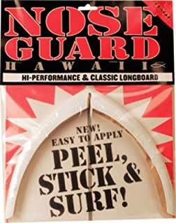 Surfco هاوایی Longboard White Nose Guard Kit