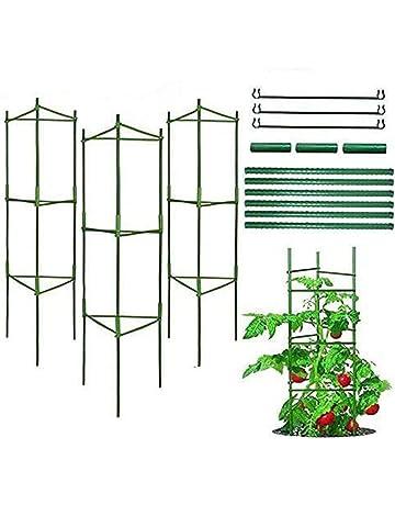 Amazon.es: Soportes para plantas: Jardín