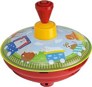 Bolz 52583 peonza - Peonzas (Pump Spinning Top, Multicolor, 1,5 año(s), Niño/niña, República Checa, 130 mm)