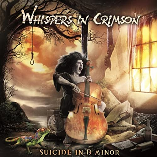 Whispers In Crimson - Suicide In B Minor 2014