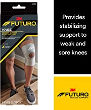 Futuro Stabilizing Knee Support, Helps Relieve Symptoms of Arthritis, Moderate Stabilizing Support, Large