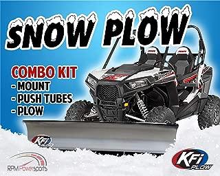 60 Blade for Honda Pioneer 500 2015-2018 SubZero Snow Plow Kit Winch Equipped UTV