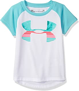 Under Armour Girls' Raglan Ss Tee Shirt