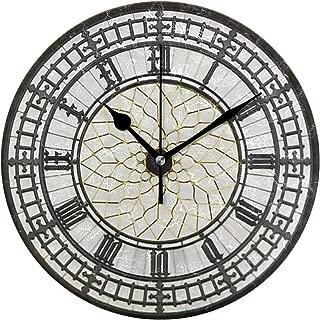 時計 壁掛け 壁掛け時計 掛け時計 モダン 壁時計 掛時計 デザイン時計 無音時計 連続秒針 静音 オシャレ 素数しか必要としない人のため
