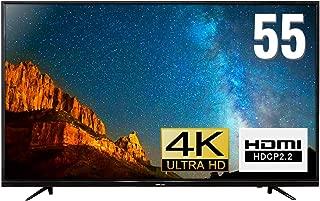 DMM.make モニター ディスプレイ DKS-4K55DG3 55インチ/4K/HDR/IPSパネル HDMI2.0・USB・VGA端子