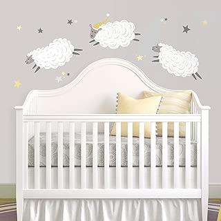 little lamb nursery decor