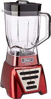 Licuadora Oster Xpert Series Roja con 3 programas automátic