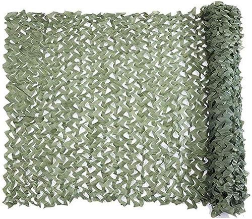 FENG-XIANG HANG Filet de Camouflage de la Jungle écran Solaire extérieur Jardin de Plantes Vertes Tir Camping Décoration de Filet (Taille   5  5M)