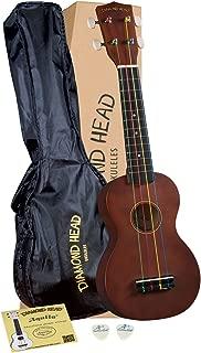 Diamond Head New DU-151 Educator Soprano Ukulele Outfit