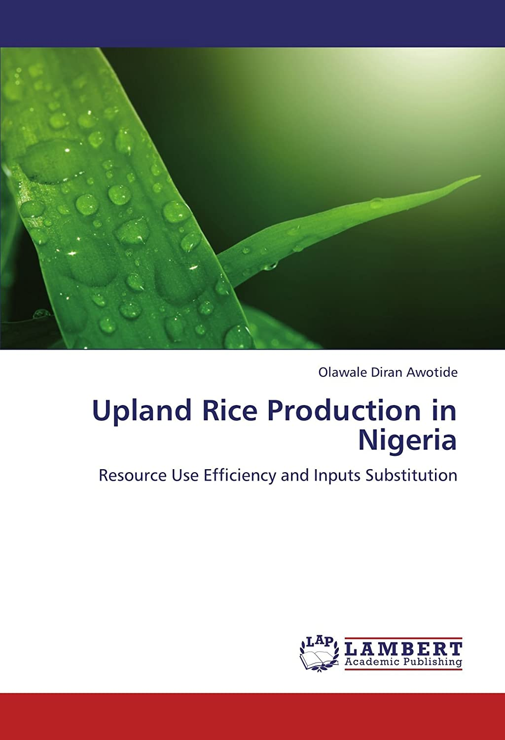 Upland Rice Production in Nigeria
