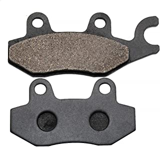 Yerbay Motorcycle Front Brake Pads for Can am Commander 800 R XT DPS/Commander 1000 X XT 2011 2012 2013