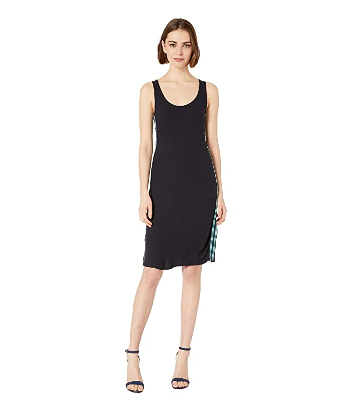 Cupcakes and Cashmere Merci Knit Tank Dress (Ink) Women