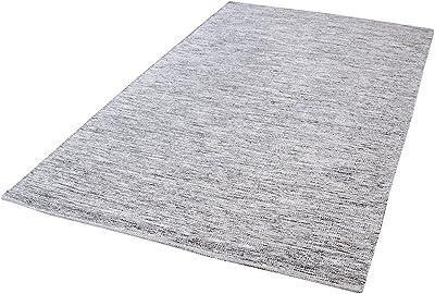 Elk Lighting 8905-003 Pillow/Rug/Textile/Pouf, Black, White